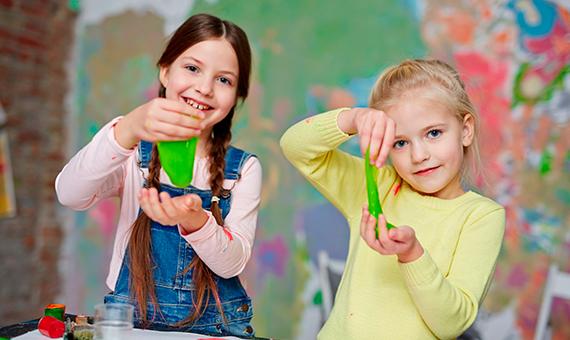 Benefícios do Slime - Blog Escola Grace