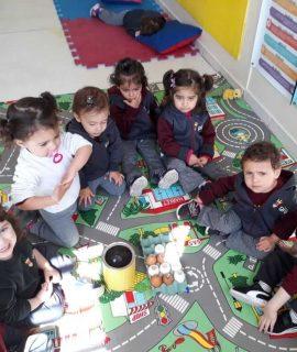 Escola Cristã - Cultivando Plantas