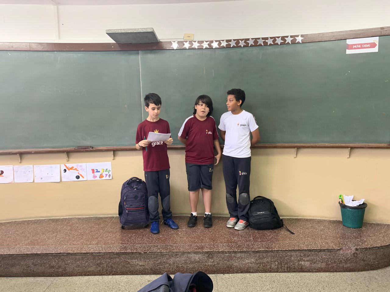 aula especial