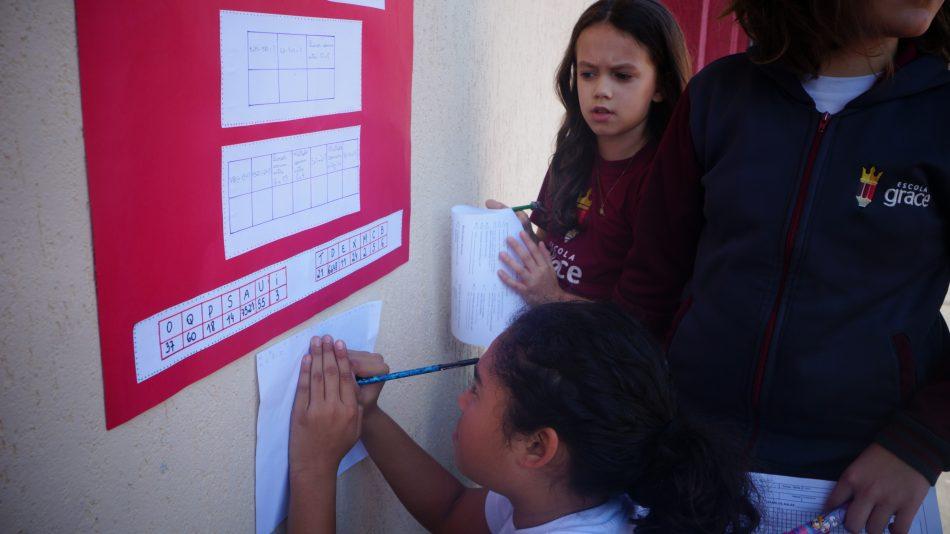 O Enigma Matemático da Literatura - Notícias de Turma Escola Grace
