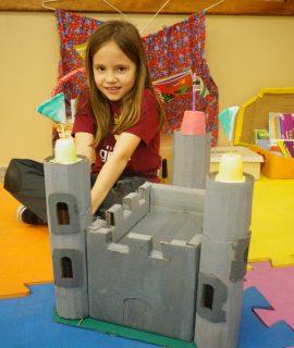 Quem mora nesse castelo? - Notícias de Turma da Escola Grace