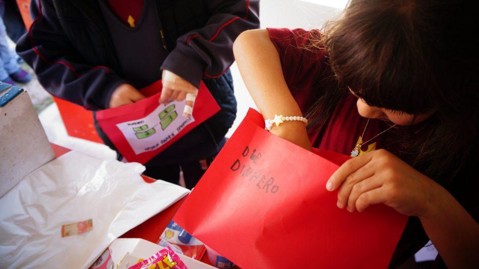 Dia de Compras na Gracetown - Notícias de Turma Escola Grace