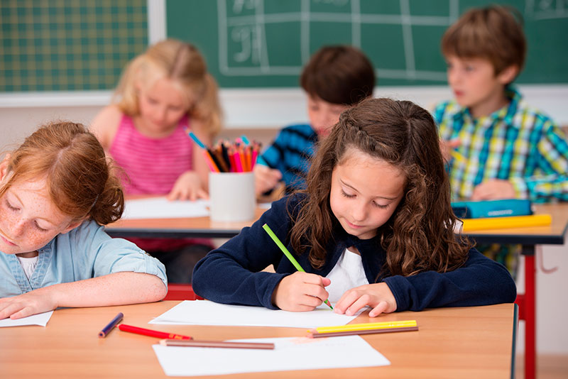Adaptação na Educação Infantil - Escola Grace