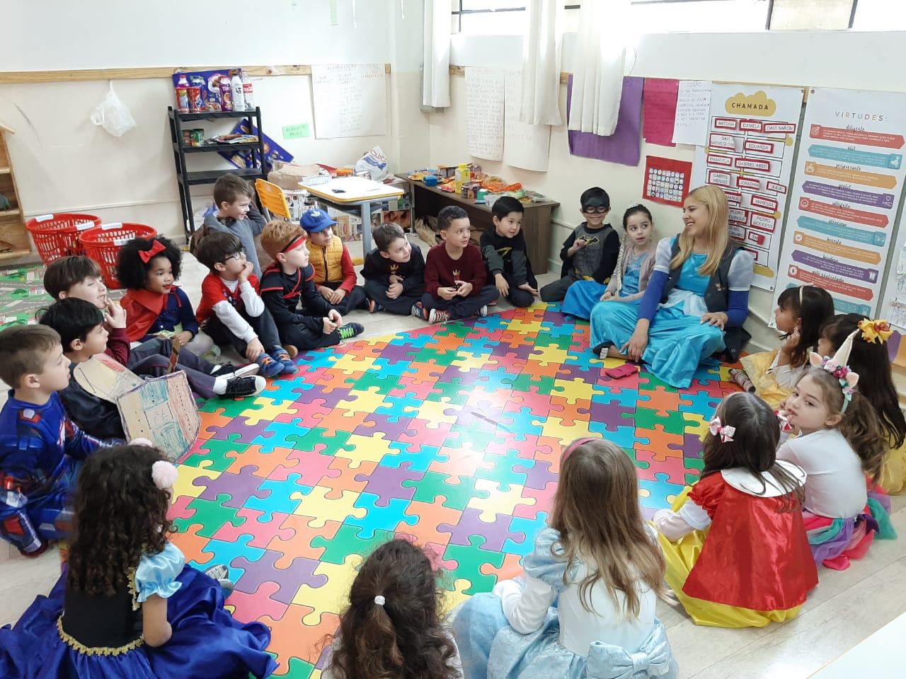 educacao infantil curitiba
