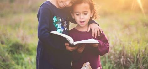 Pais livros podem ajudar as crianças a lidar com o isolamento