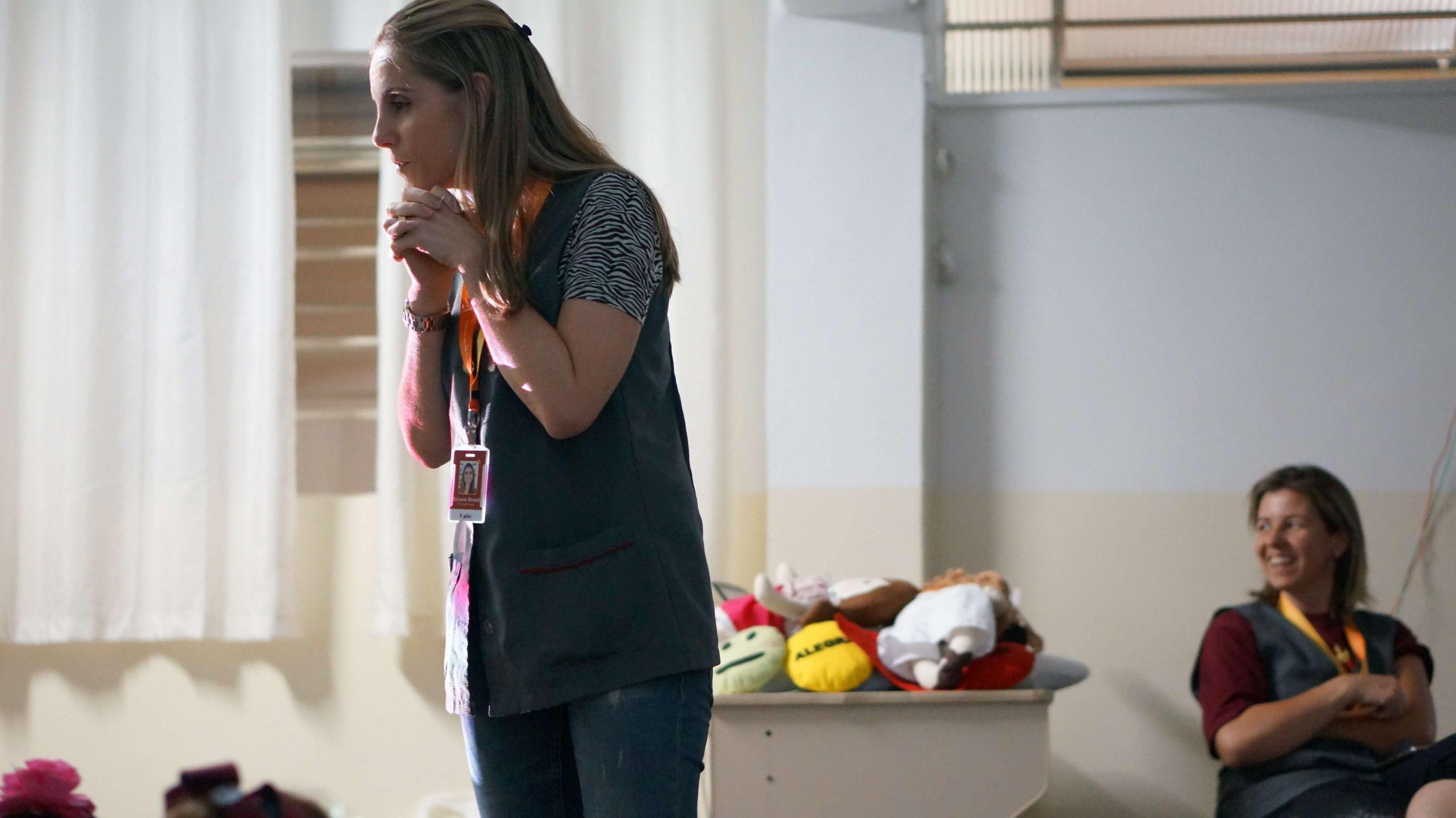 Proteção de abuso na escola