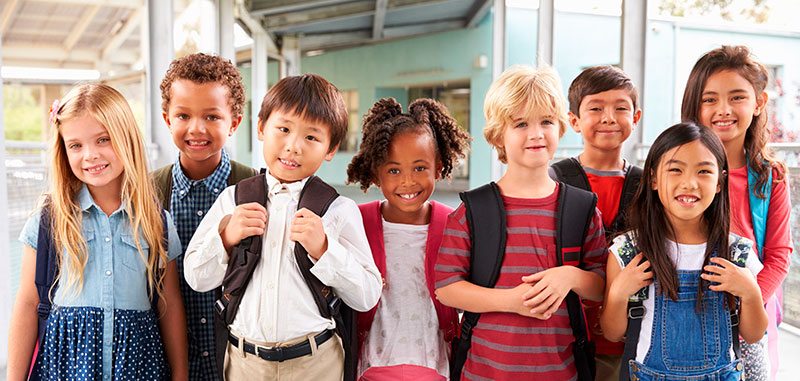 Volta às aulas - Hora de retomar a rotina - Escola Grace